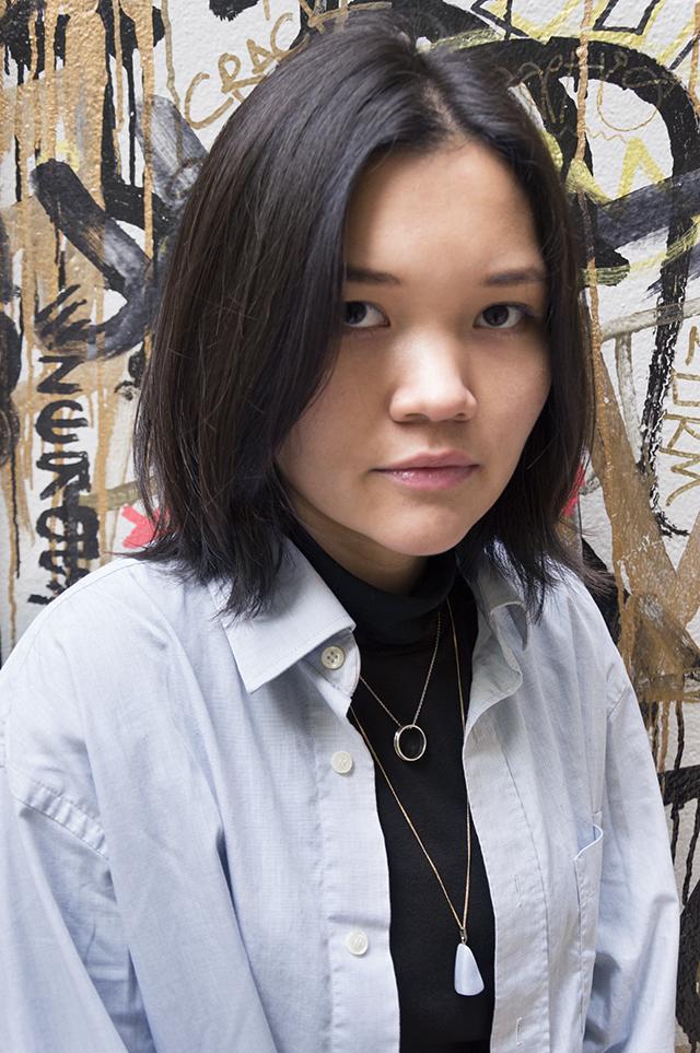 Claire's portrait