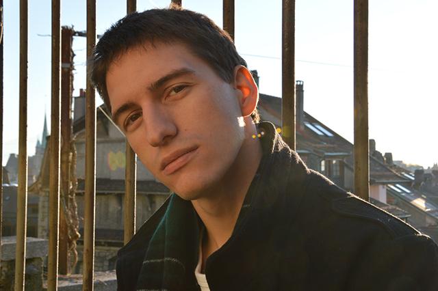 Nicolas' portrait