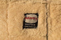 Sheepskin and layers