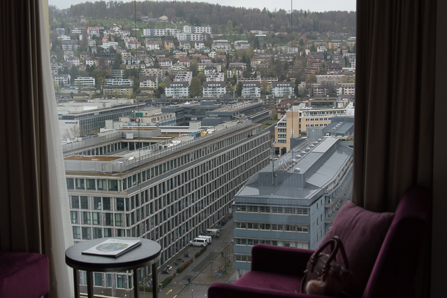 Renaissance Tower Hotel***** in Zurich