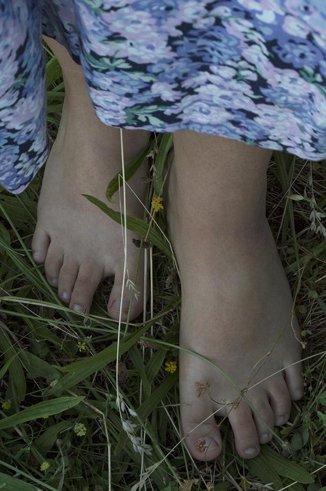 Details: Feet