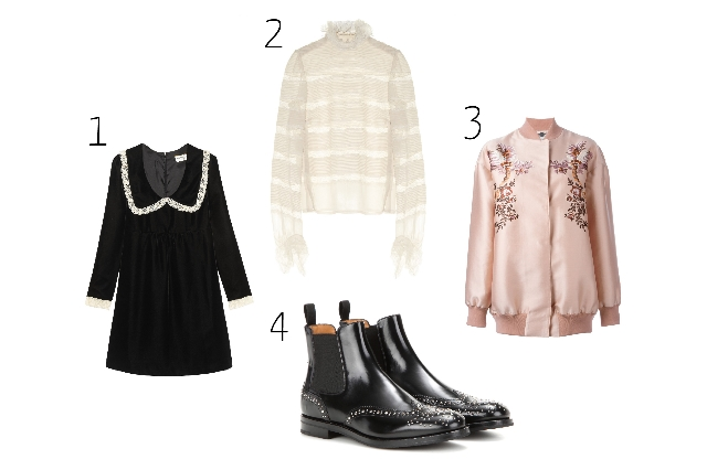 Women's Wishlist For Fall
