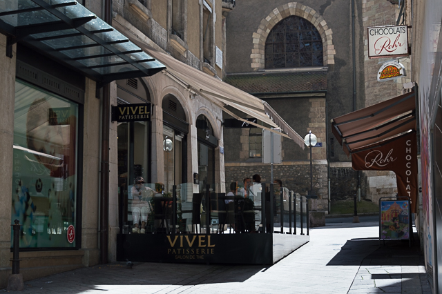 Vivel Pâtisserie in Geneva