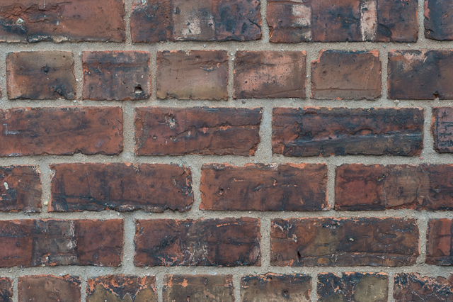 Manchester mood: red bricks