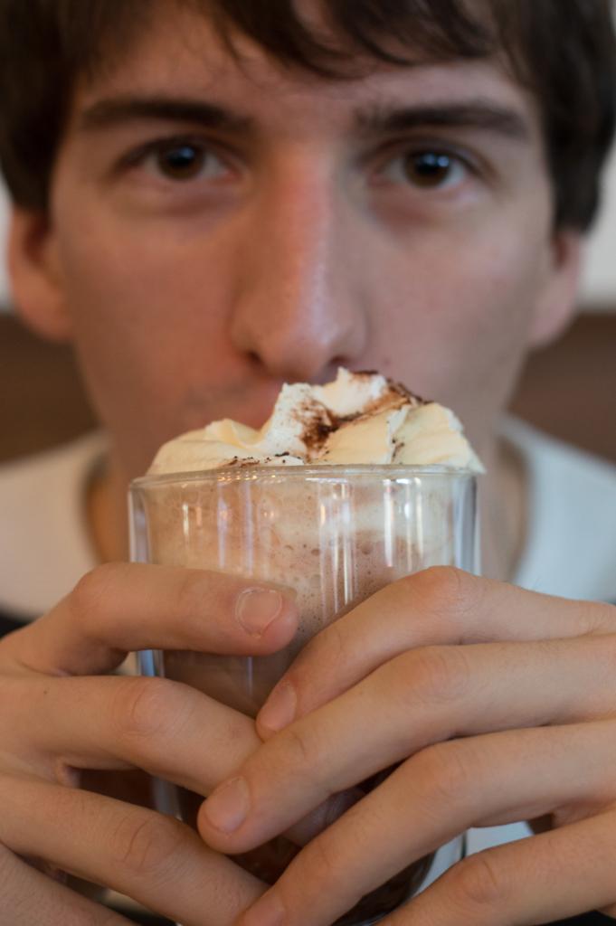 Nicolas' chocolat viennois