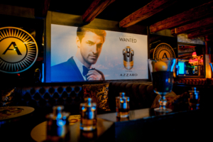 Azzaro Event at Icon Club Zurich