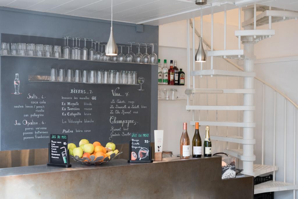 Bar de jour at Le Bal des Créateurs