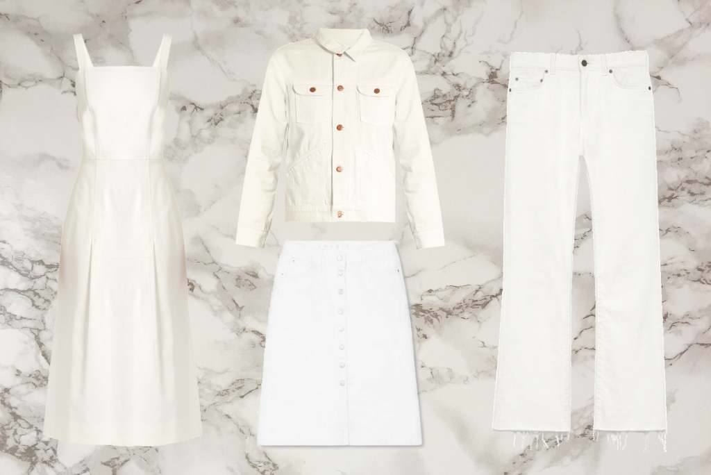 White Denim Obsession