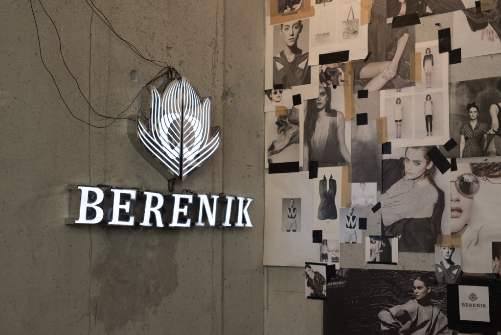 Presentation of the SS17 Collection by Berenik