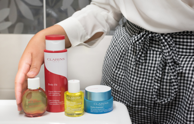 New In: Clarins Products for Summer
