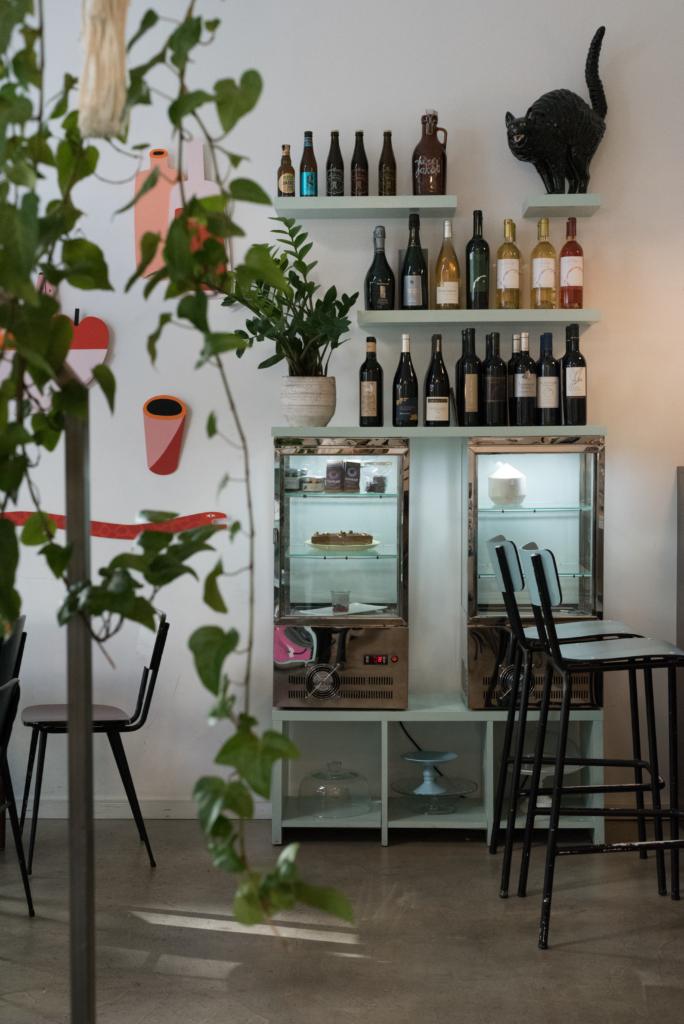 Ou Bien Encore, a vegan café in Geneva