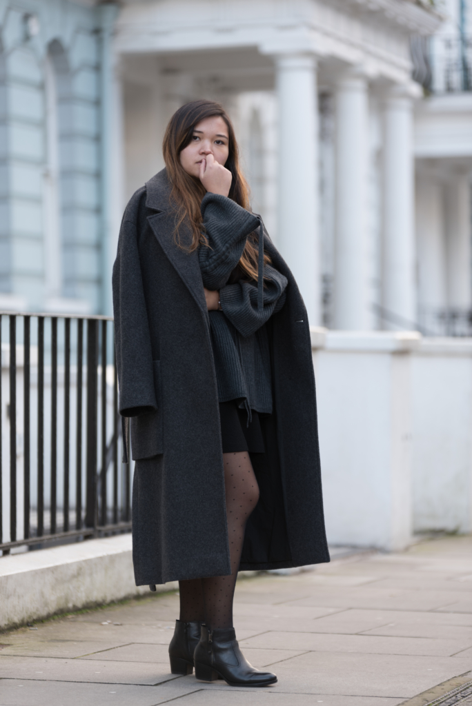 Claire Ketterer in Notting Hill, London
