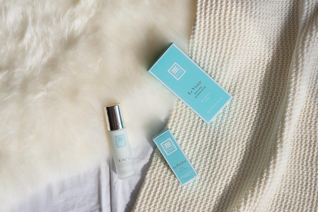 Skin care products by Swiss brand Rivoli