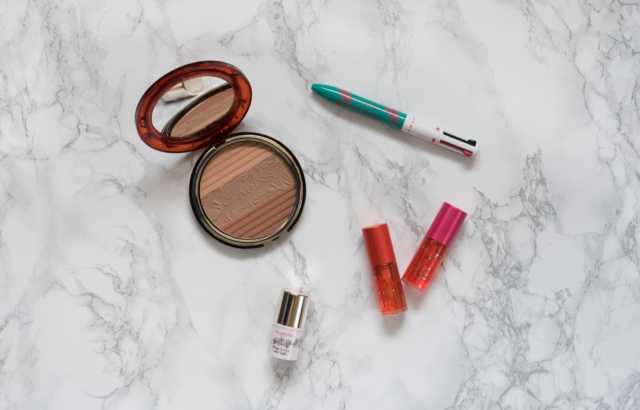 My Glowy Makeup Look for Summer with Clarins