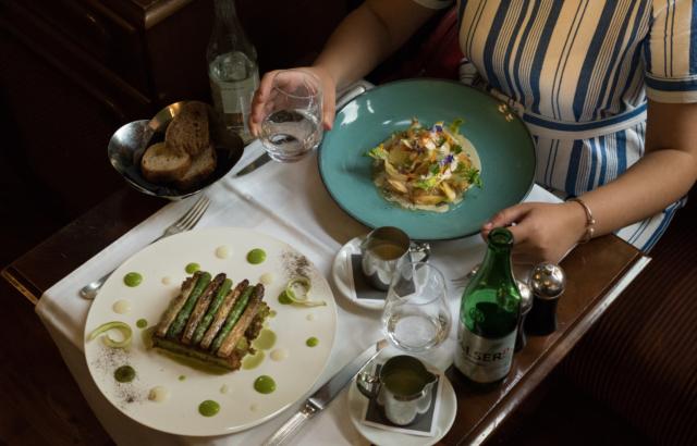 Geneva City Guide – Veggie Week at Hôtel Tiffany