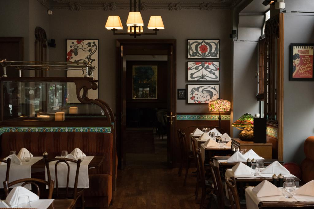 Hôtel Tiffany Restaurant