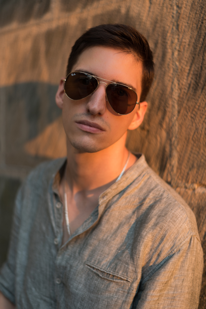Portrait of Nicolas Moser
