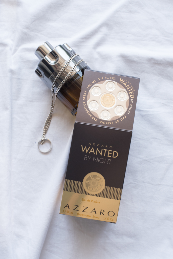 Azzaro Wanted by Night: what is the importance of it in the couple?