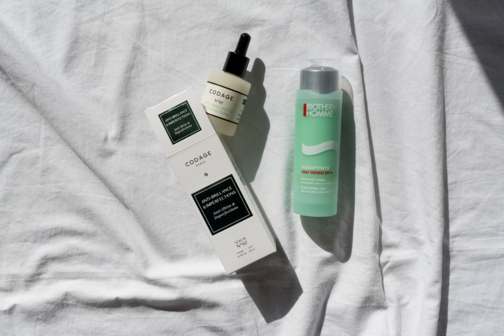 Nicolas Moser's personalized skin care routine