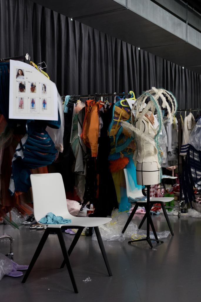 HEAD 2018 fashion show - Behind the scenes