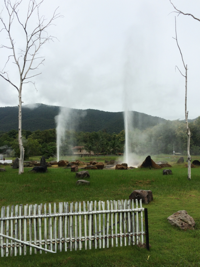 Sankamphaeng hot springs