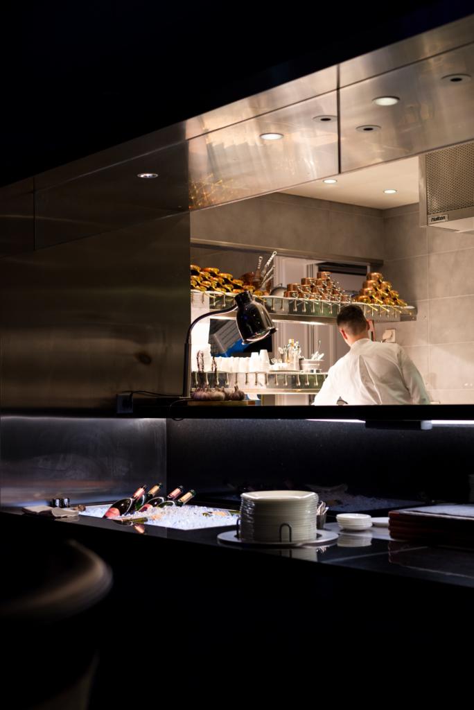La Brasserie du Royal, Three Michelin Star Restaurant