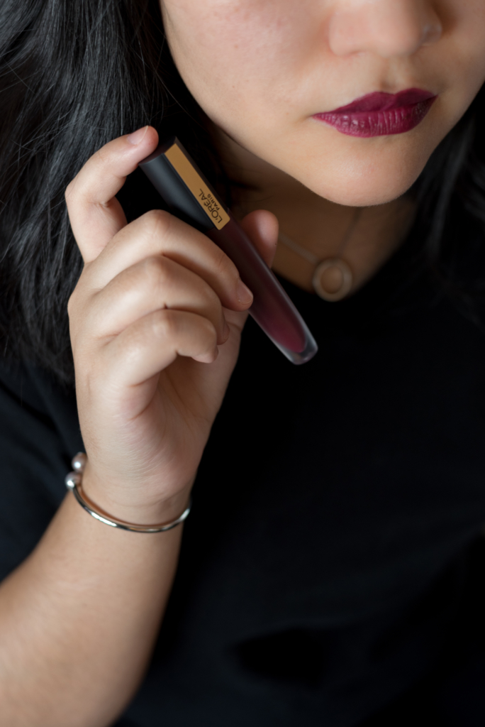 Rouge Signature Matte Lip Stain by L'Oreal #22