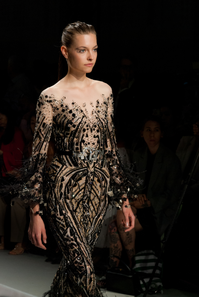 Paris Fashion Week Ziad Nakad