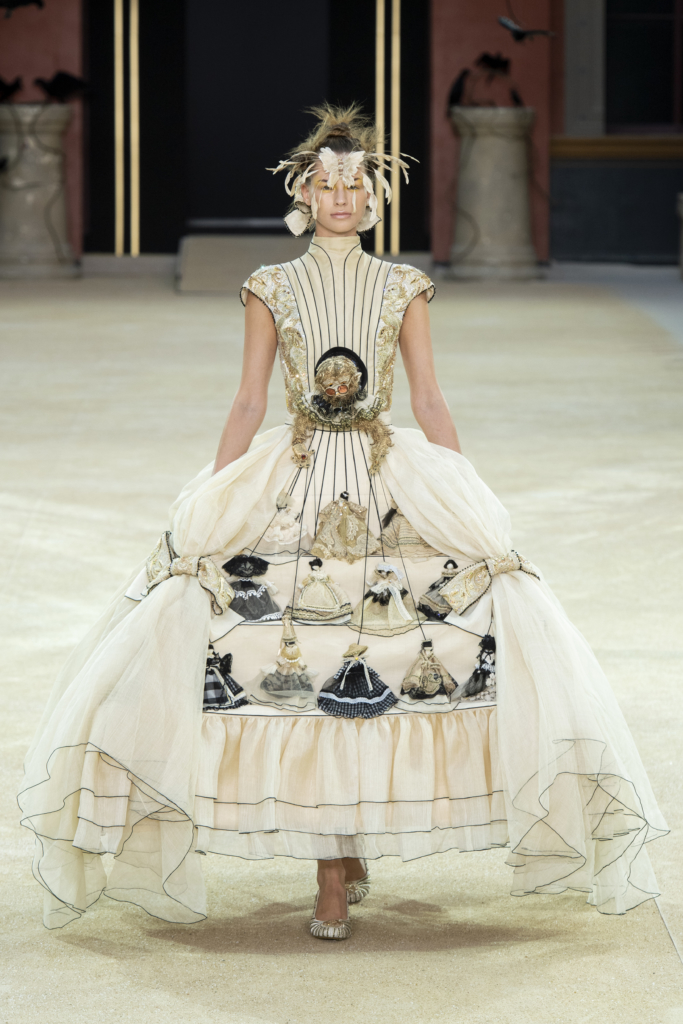 Paris Fashion Week Guo Pei