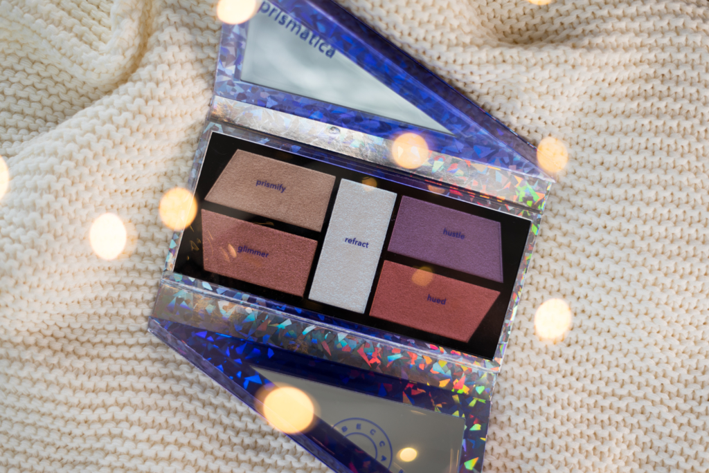 "Becca x Barbie Ferreira ""Prismatica"" Eyeshadow Palette for Christmas 2020"