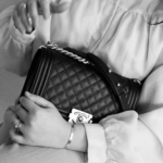 My First Chanel Handbag: It's a Boy!