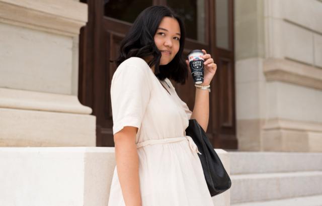 Mon petit plus pour les matins d'été, avec Emmi Coffee