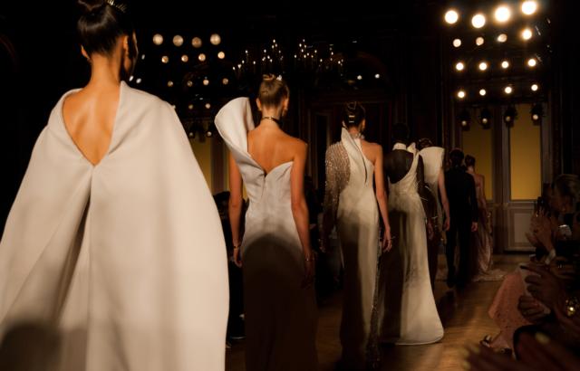 Paris Fashion Week Haute Couture FW 2019-2020: Episode 1/2 with Antonio Grimaldi, La Métamorphose, Madleine & BaroQco